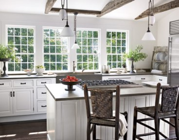country living kitchen island